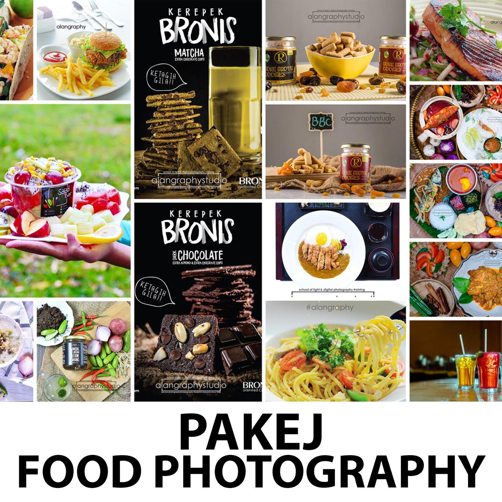 KLIK PAKEJ FOOD FOTO