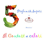 Il mio nuovo coloratissimo contest