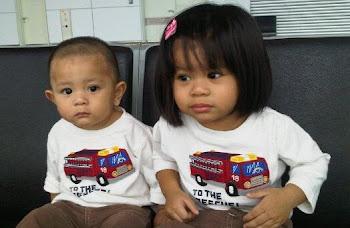 My nephew & niece