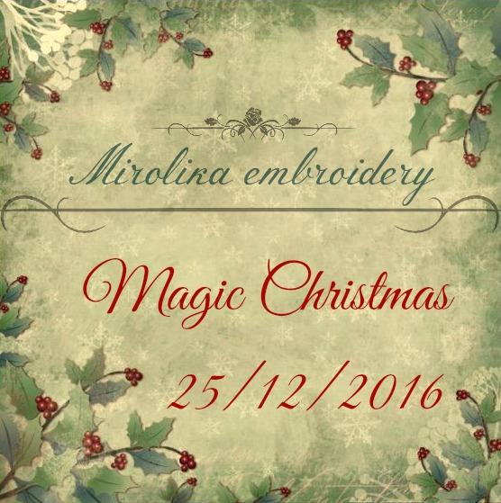 Конфетка от блога Mirolika embroidery 25.12.16!