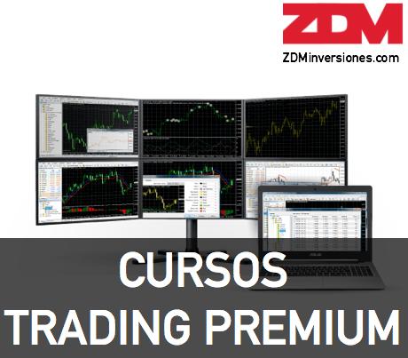 Cursos Trading Premium