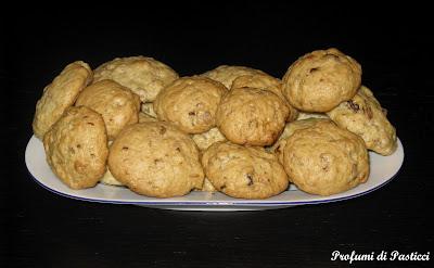 biscotti con muslei