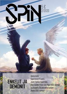 Uusi Spin on ilmestynyt!