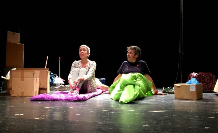 teatro, spettacoli a Milano: Mia moglie parla strano dal 27 gennaio al Teatro Libero