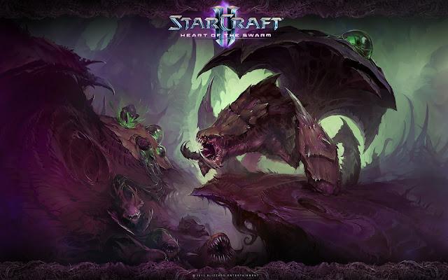 Swarm Host - StarCraft II : Heart of the Swarm