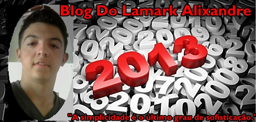 Blog do Lamark Alexandre!