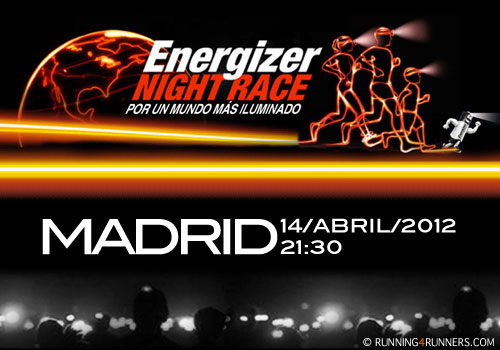 I ENERGIZER Night RACE 2012