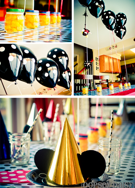 Karas Party Ideas Mickey Mouse Birthday Party  Karas Party Ideas