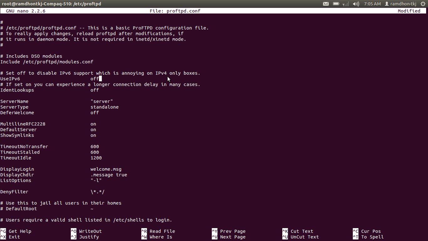 Konfigurasi Ftp Di Server Ubuntu Shofie Com