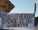 Idle No More, Michipicoten Wawa.