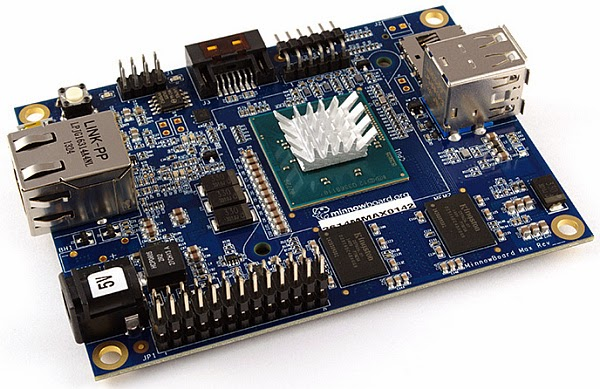 Intel MinnowBoard Max