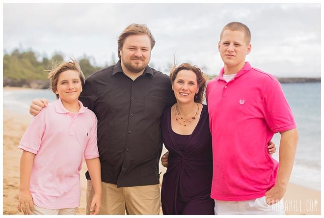 Maui Family Photographer