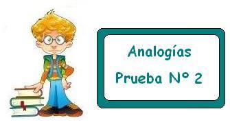 Analogías Verbales Ejercicios Resueltos Nº 2 | Razonamiento Verbal