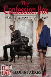 'The Confession Box' a vampire erotic romance