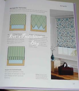 evi s produkttestblog buch vorhang auf gardinen und. Black Bedroom Furniture Sets. Home Design Ideas