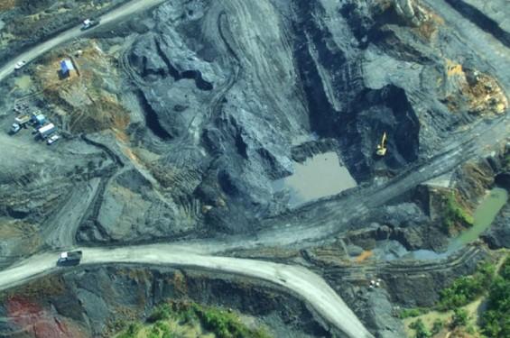 tambang batubara kalimantan Tambang Batu Bara Dan Nikel