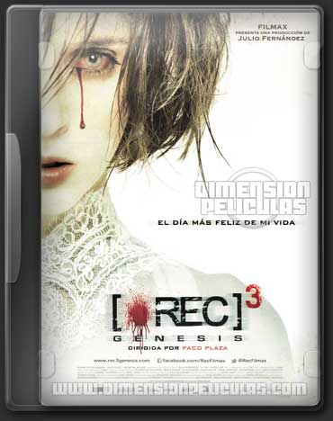 REC 3 Genesis (BRRip HD Castellano) (2012)
