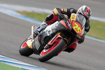 Rider Moto2  Alex Baldolini