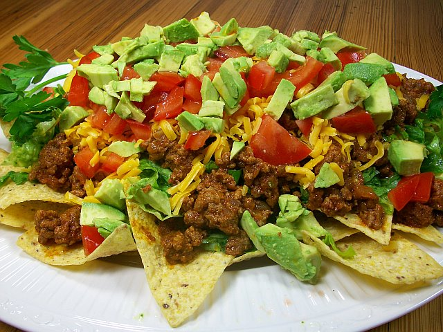 La Brunoise: Taco Salad