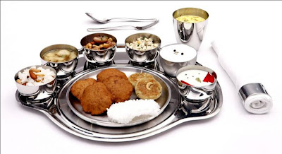Navratri Special Menu at Delhi restaurants