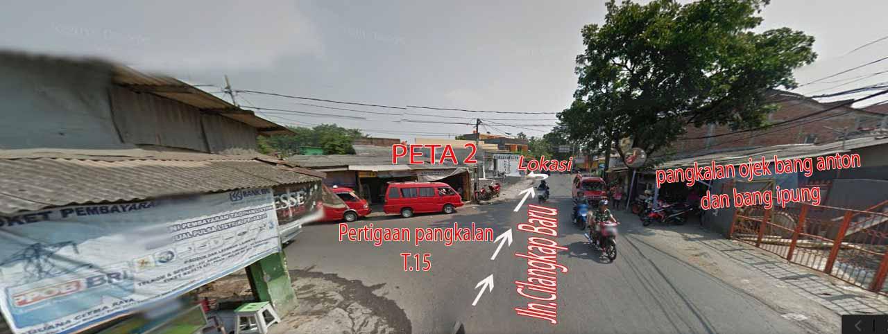 Rute Ke Toko Jual Gitar Elektrik Jakarta JGEJ