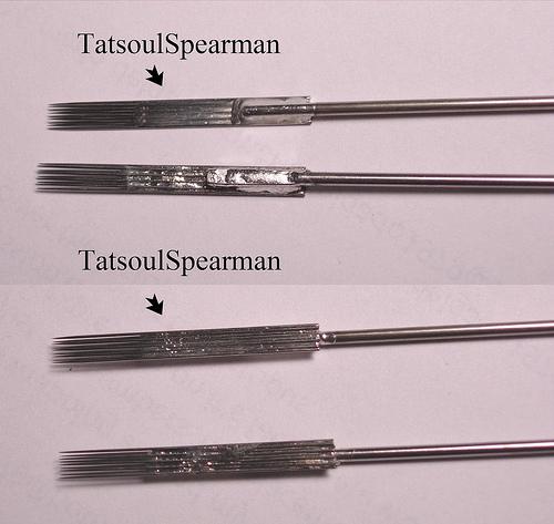Tattoo Needles Types