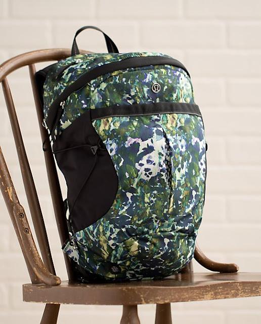 lululemon-run-all-day-backpack floral-sport-multi