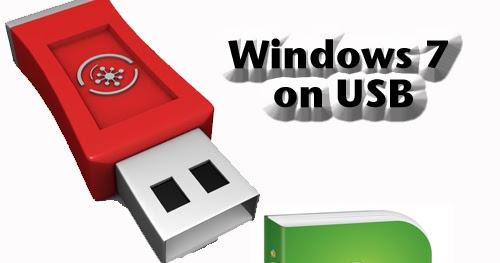 Cara Instal Windows 7 dengan Menggunakan Flashdisk dan USB ...