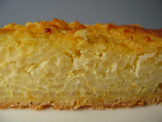 torta di riso emiliana