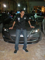 Enchek RX-8 wif his LOVE