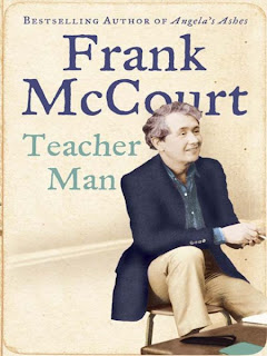 Portada del libro Teacher Man de Frank McCourt