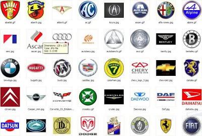 Cars Logos