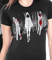 Michonne The Walking Dead T-Shirt