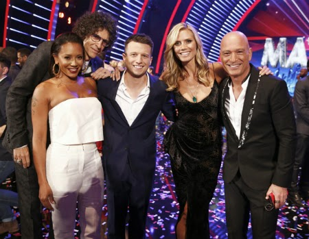 "Winner of 2014 ""America's Got Talent"" is announced."