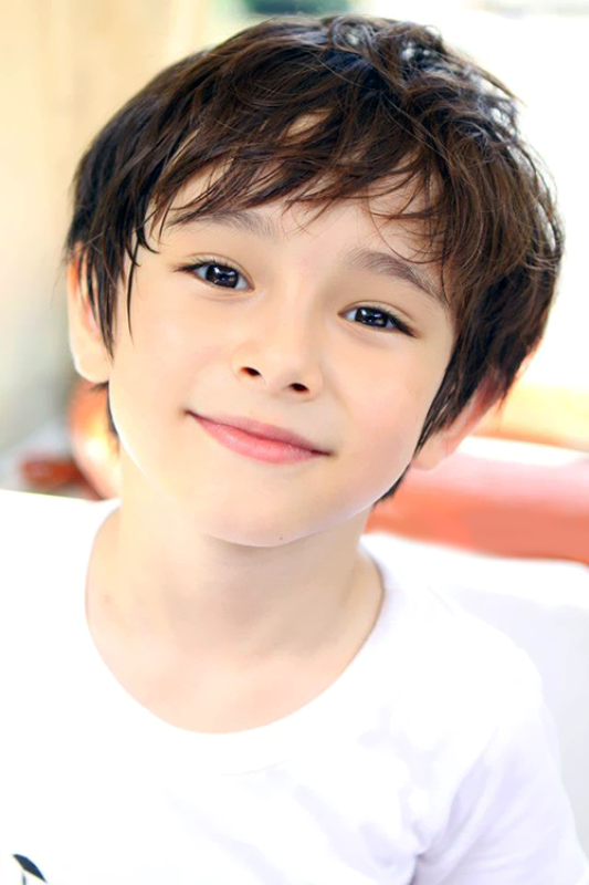 Foto bocah paling ganteng sedunia Dennis Kane