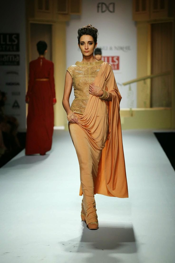 Shantanu Nikhil Show At Wills Lifestyle India Fashion