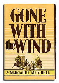 GONE WITH THE WIND – MARGARET MITCHELL (1936) | www.jurukunci.net