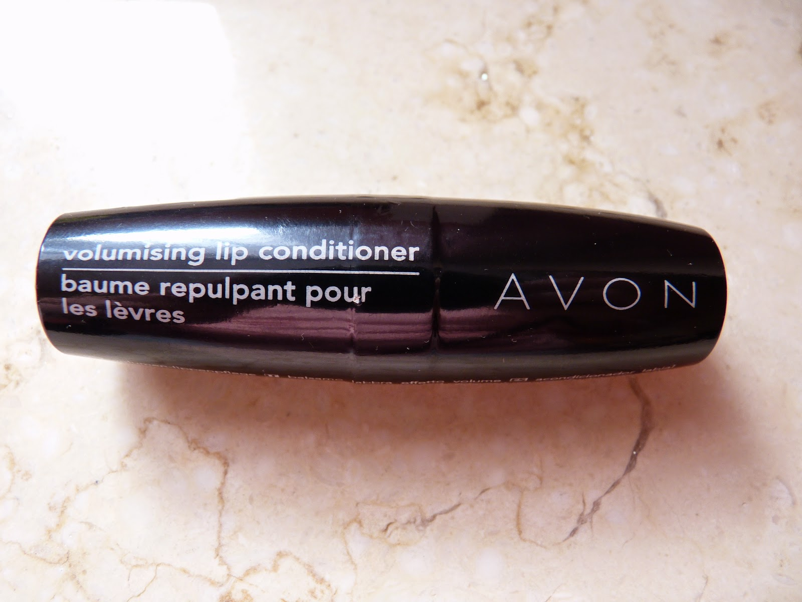 Cichy bohater - Avon Volumising Lip Conditioner