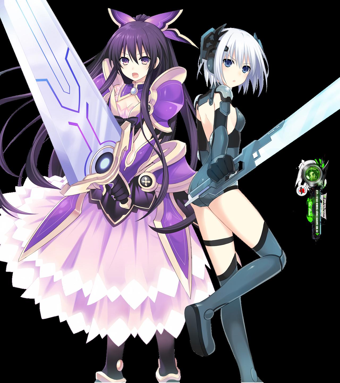 Origami Sword Sh Date A Live Yatogami Tohka Tobiichi Kakoii Ars Install Render