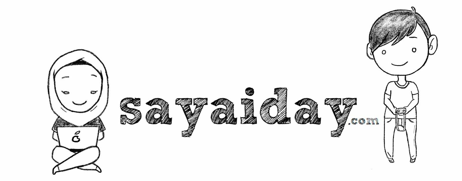 sayaiday | Malaysian Blogger