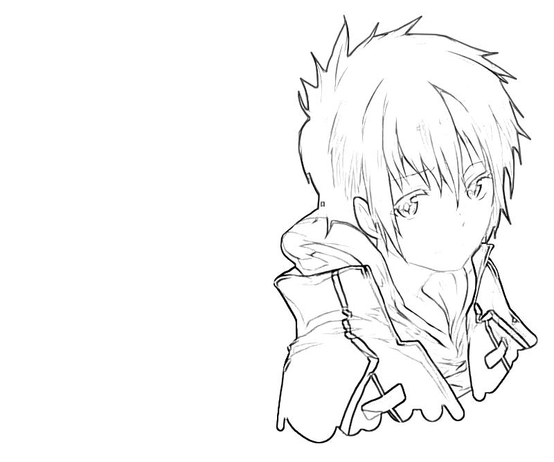 printable-enma-kozato-handsome-coloring-pages