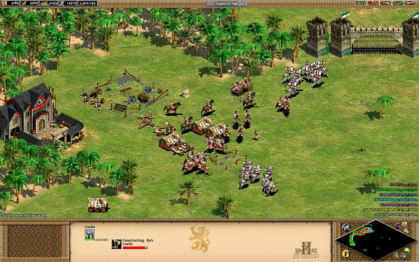 old strategy games