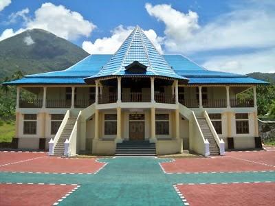 Istana Sultan Tidore