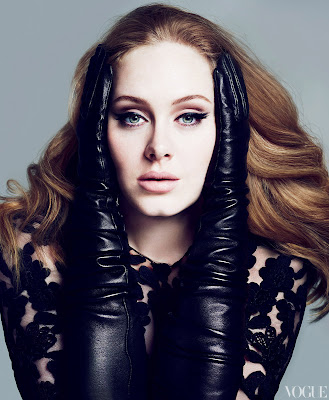 Adele by Mert & Marcus for Vogue US-5