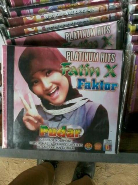 fatin x factor rilis album komplikasi
