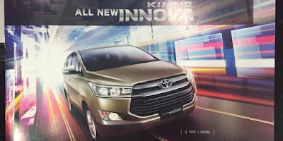all new toyota kijang innova