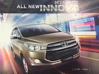 Ini Wajah Baru Toyota Kijang Innova, Apa Saja Perubahannya?