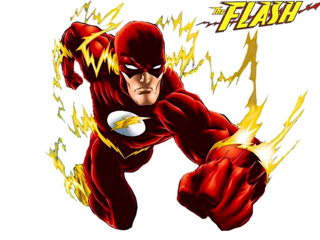 Wallpapers hd wallpapers flash super h roe desde 1024x768 33 - Image de super hero ...