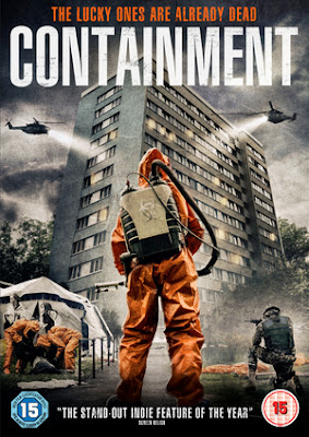 Containment (2015) English Movie DVDRip 700mb