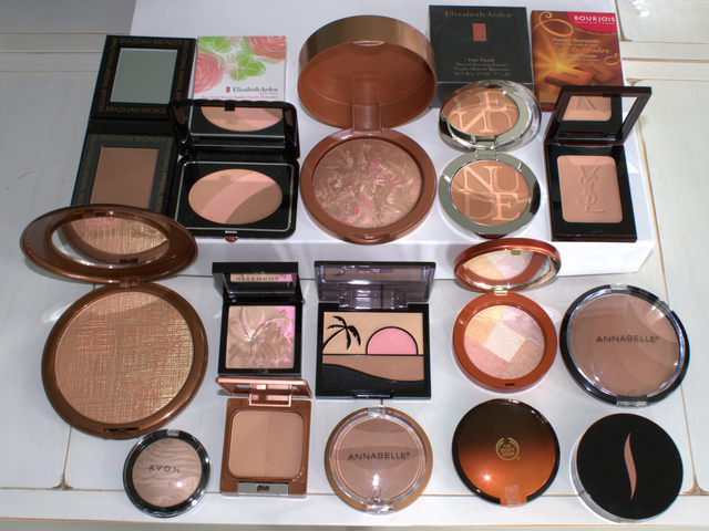 Beauty Crazed in Canada's You'll be swimming in bronzers if you win this Contest!